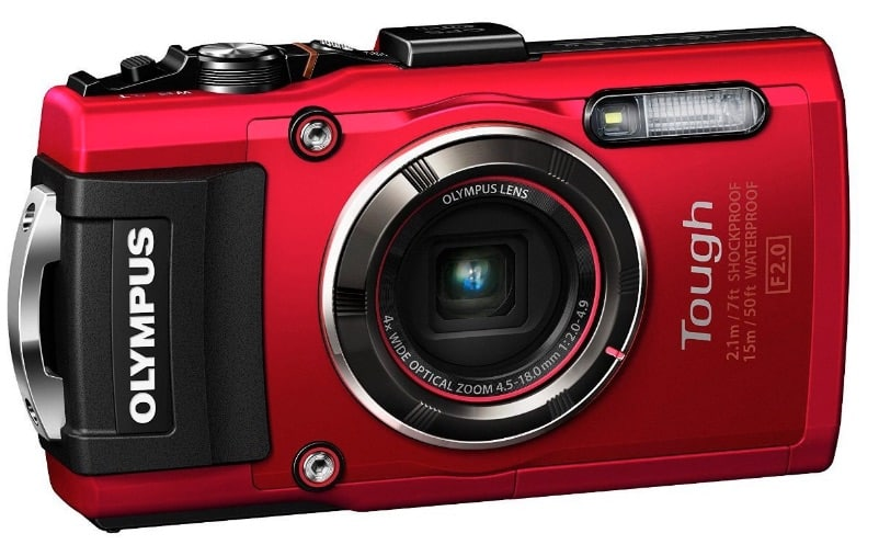 Olympus Tough TG-4 (unos 399 euros)