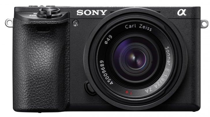 Sony anuncia sus nuevas cámaras a6500 y RX100 V