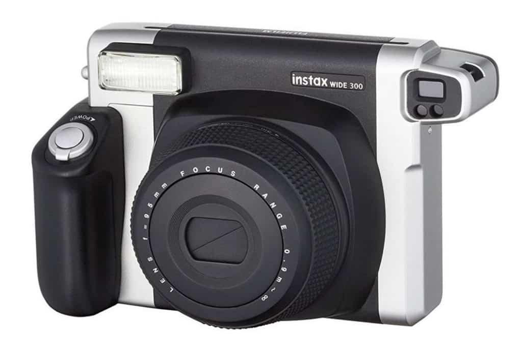 Fujifilm Instax Wide 300 - Cámara analógica instantánea