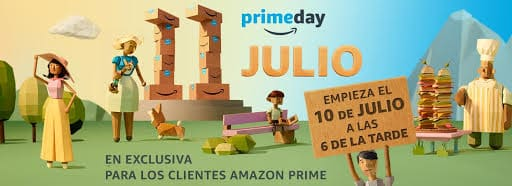 Selección de las mejores ofertas en fotografía en el Prime Day 2017 de Amazon España
