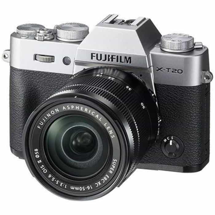Fujifilm X-T20 - Cámara EVIL
