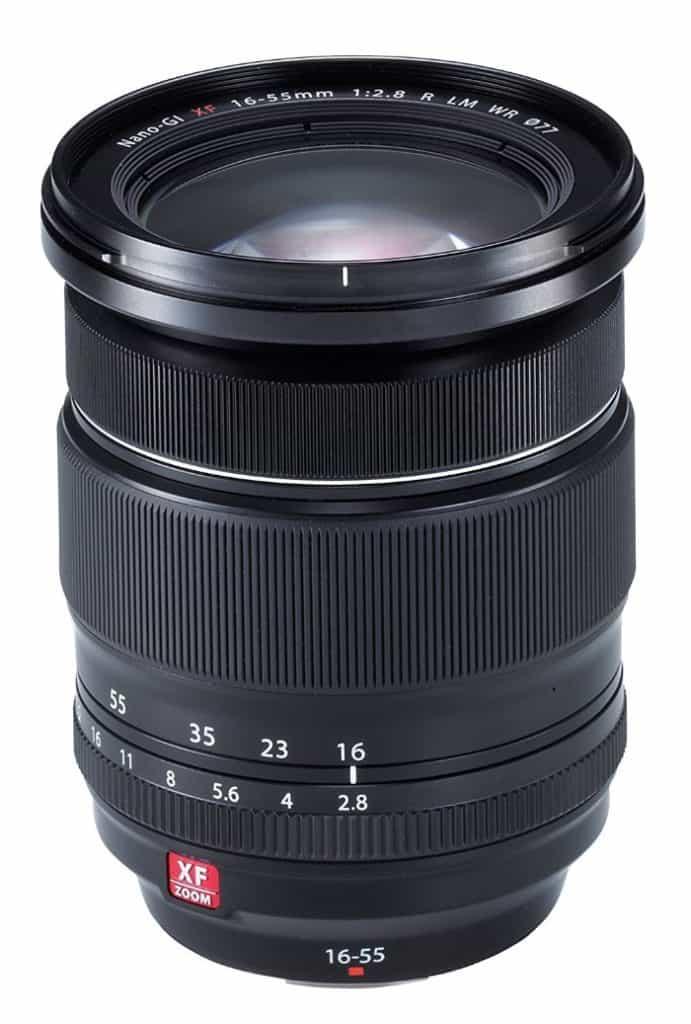 Fujifilm FXF16-55MMF 2.8 R LM WR