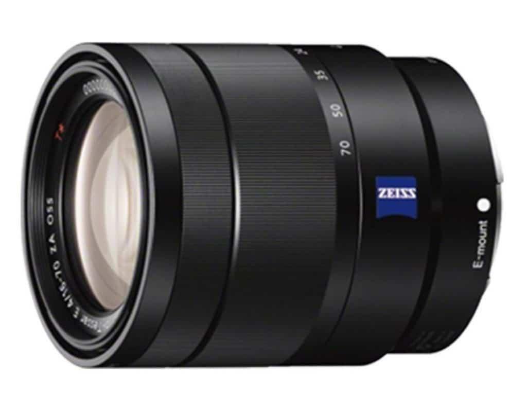 Sony Vario-Tessar T* E 16-70mm f/4 OSS