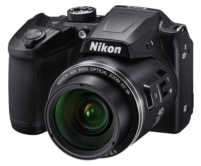 "Nikon COOLPIX B500 - Cámara digital de 16 MP (4608 x 3456 pixeles, TTL, 1/2.3"", 4 - 160 mm)"