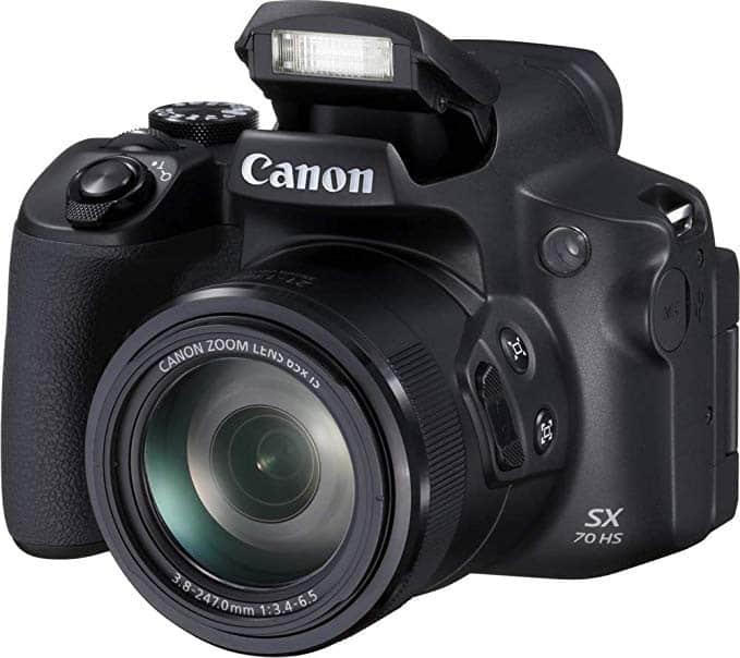 Canon PowerShot SX70 HS - Cámara Bridge de 20.3 MP