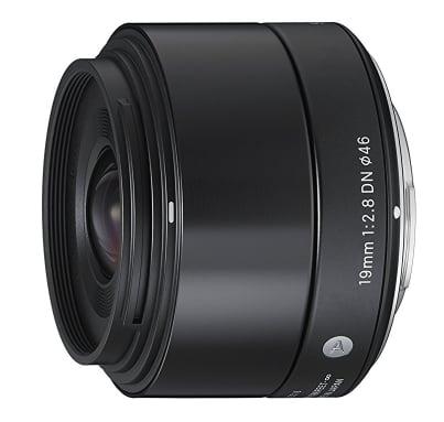 Sigma 19 mm F2.8 DN SE ART - Objetivo gran angularf/2.8-f/22