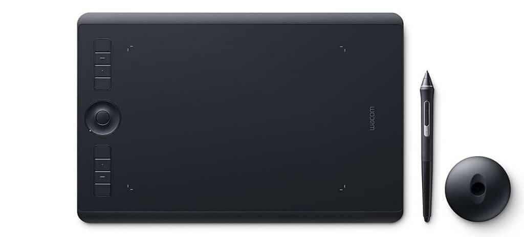 La mejor tableta gráfica en 2018:Wacom Intuos Pro