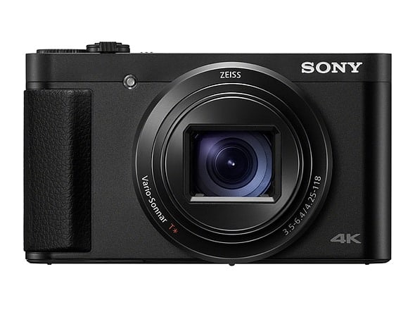 Cámaras Superzoom y Bridge de Sony: Sony HX95 y HX99