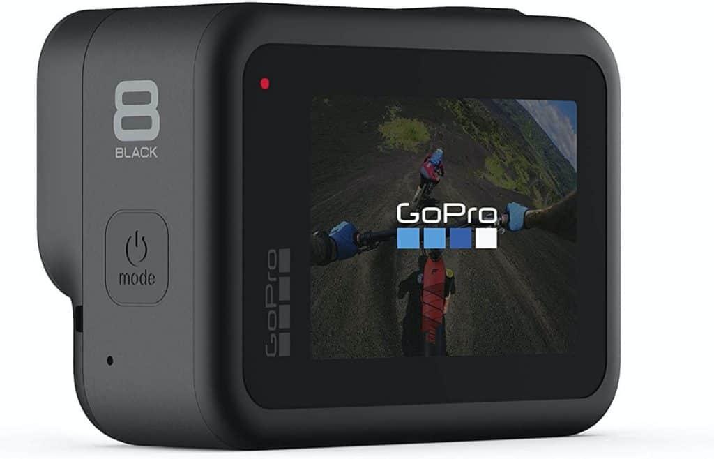 GoPro HERO8 Black - Cámara de acción Digital 4K