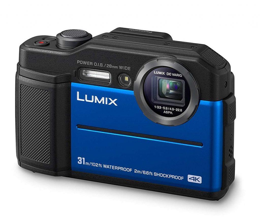 Las mejores cámaras de fotos digitales acuáticas compactas de 2019