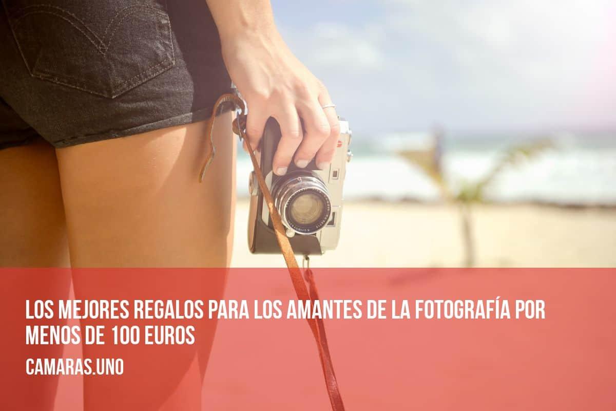 Los mejores regalos para los amantes de la fotografía por menos de 100 euros