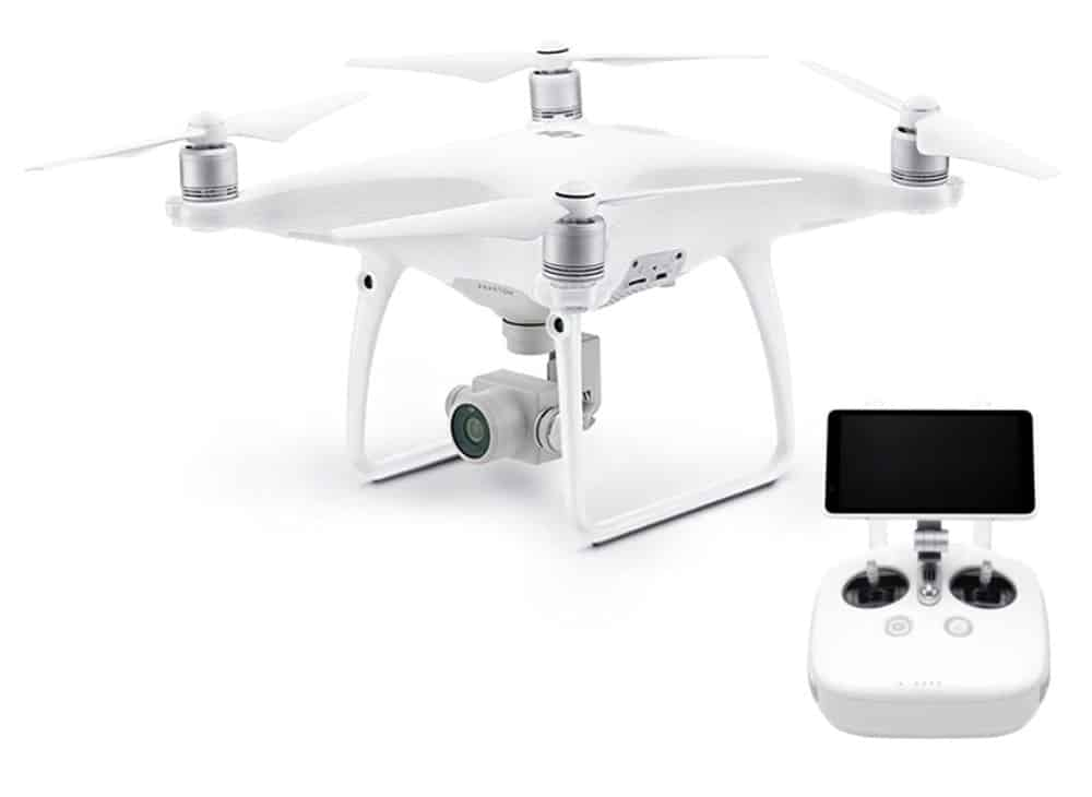 DJI Phantom 4 Advanced: dron con camara