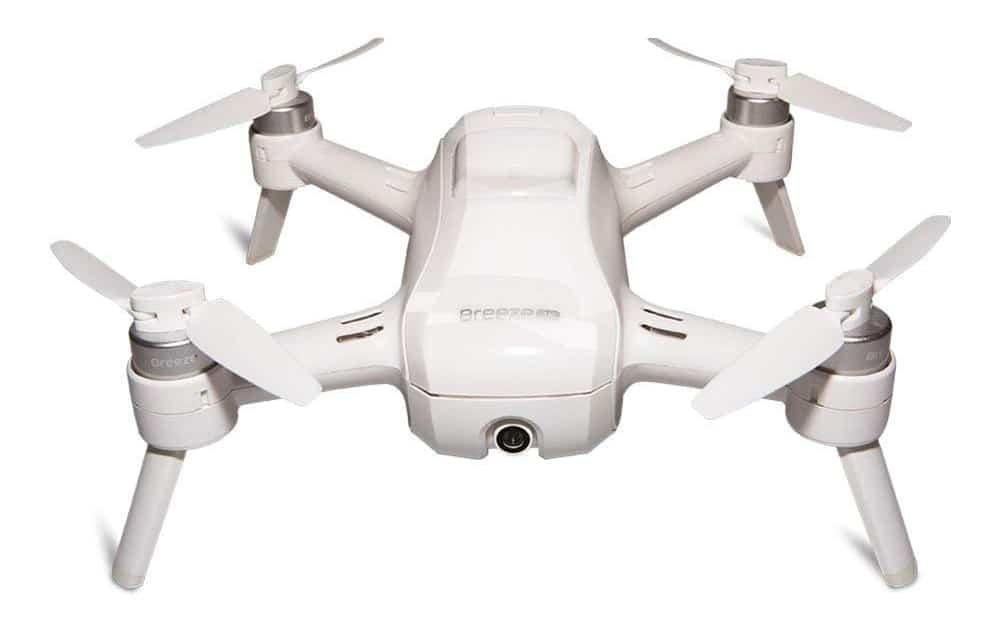 Yuneec Breeze 4K: el drone con resolución 4K más barato