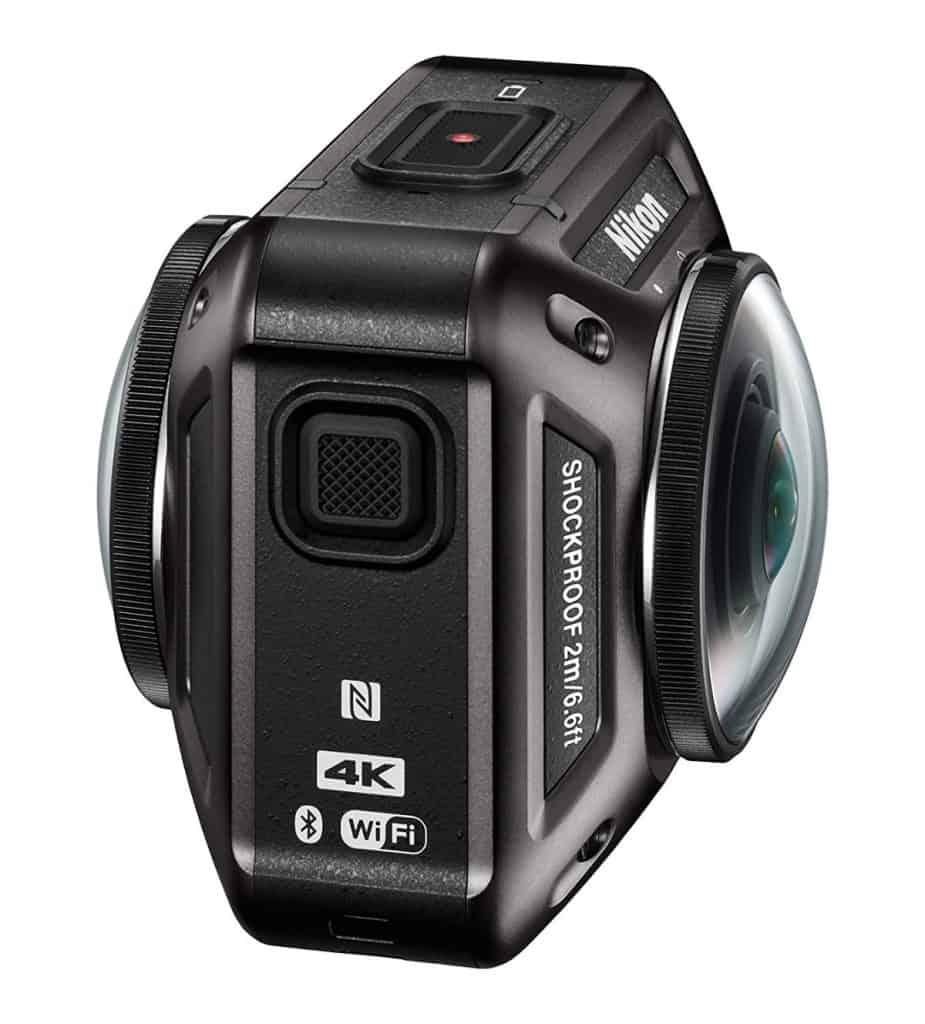 Nikon KeyMission 360 - Cámara de 21.14 MP