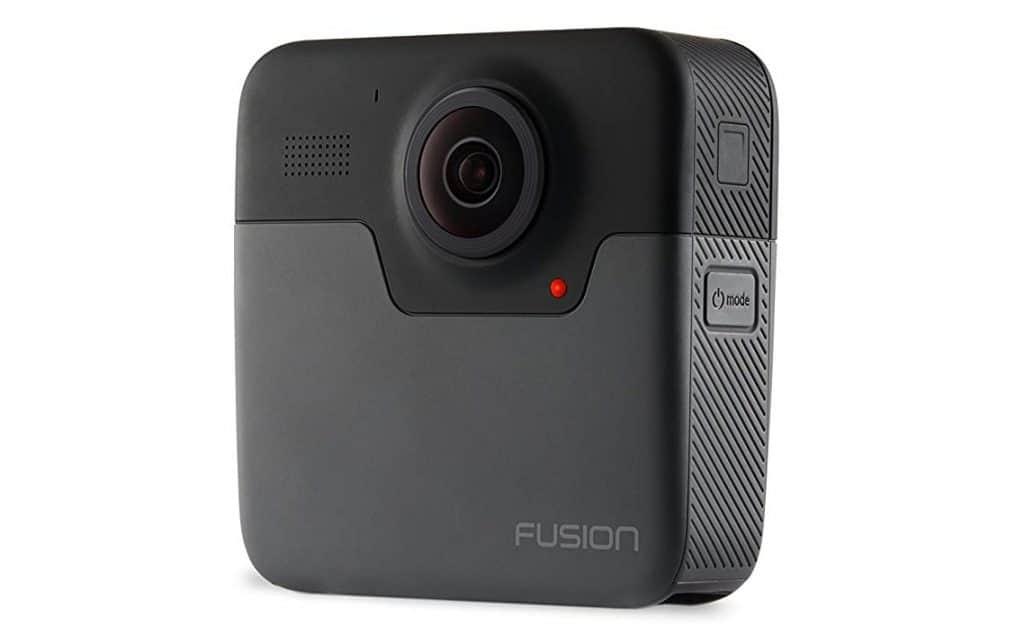 GoPro Fusion - Videocámara 360º deportiva