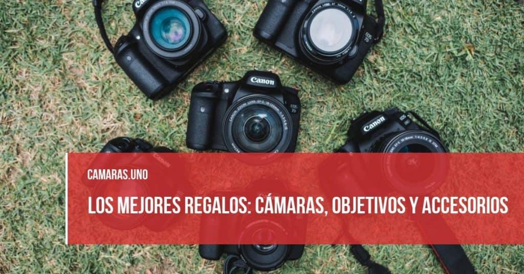 ¿Regalos para fotógrafos profesionales?