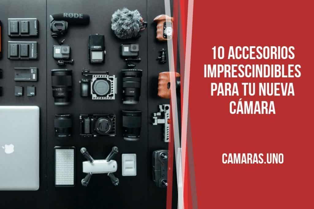10 accesorios de fotografía que vas a necesitar