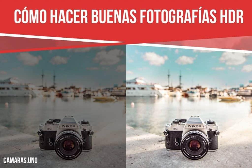Cómo hacer buenas fotografías HDR