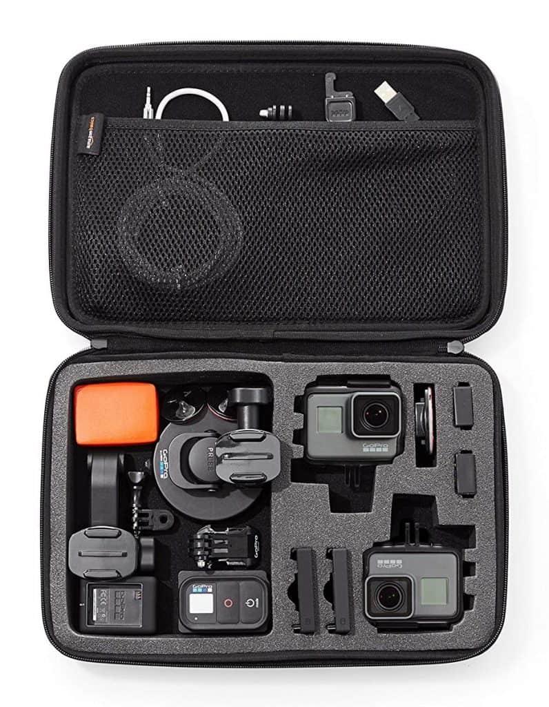 Estuche de transporte para GoPro de AmazonBasics