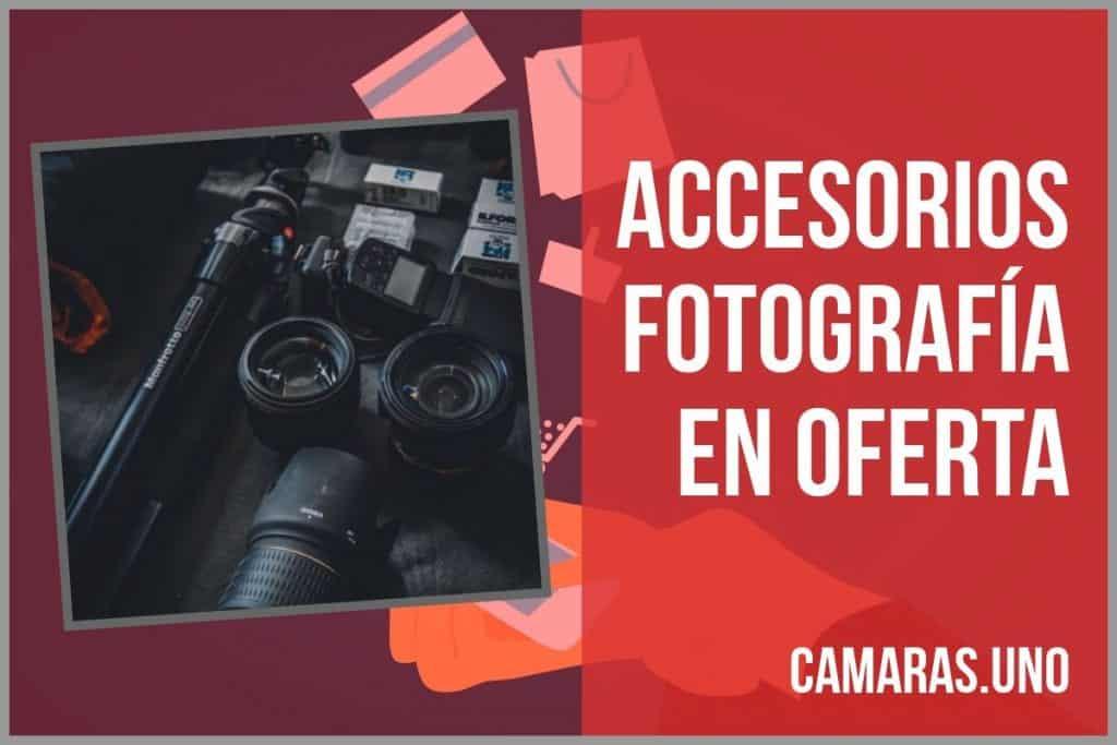 Accesorios fotografía en oferta