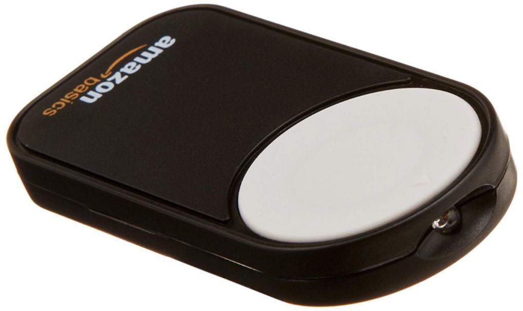 AmazonBasics - Disparador inalámbrico para Canon