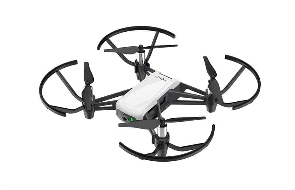 DJI Ryze Tello - Mini drone con cámara perfecto para videos cortos