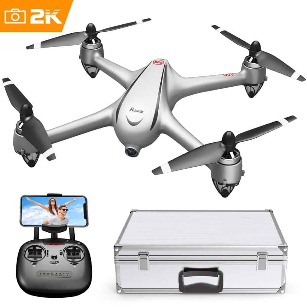 Potensic Drone D80