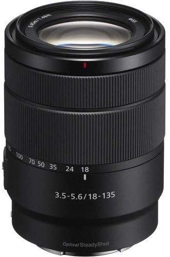 Sony SEL18135 18-135 mm F3.5-5.6 OSS - Otro objetivo perfecto para viajes