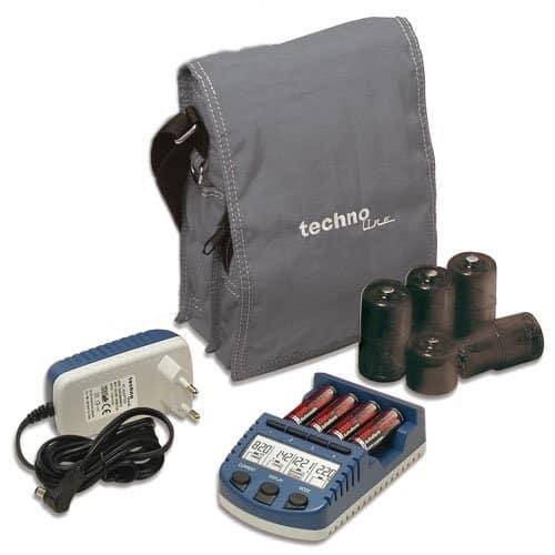 TechnoLine BC 1000 - Cargador