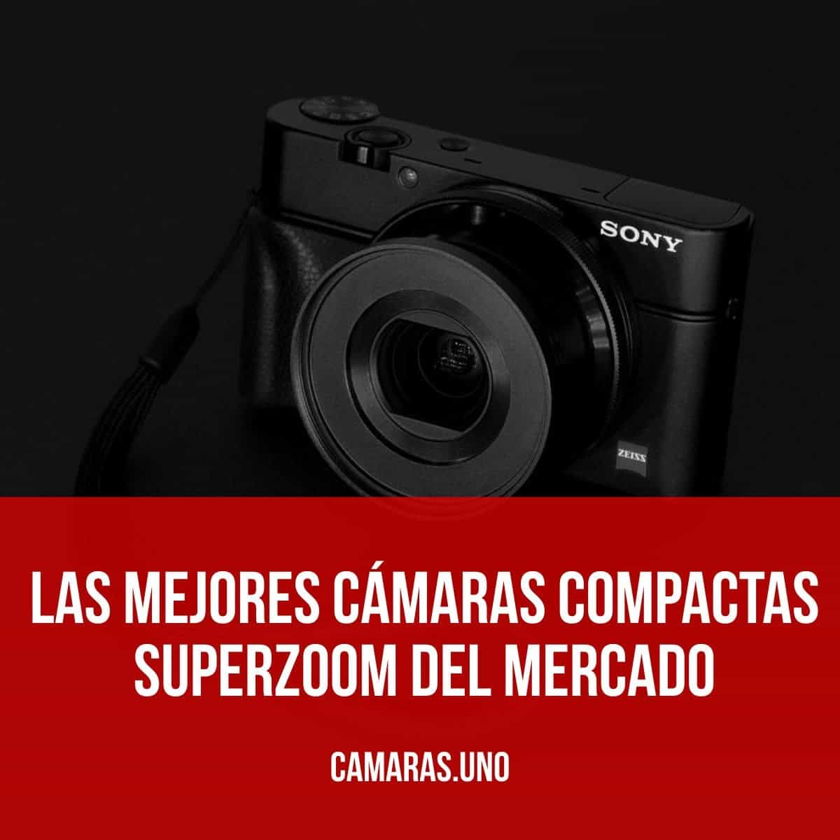 Las mejores cámaras compactas superzoom del mercado