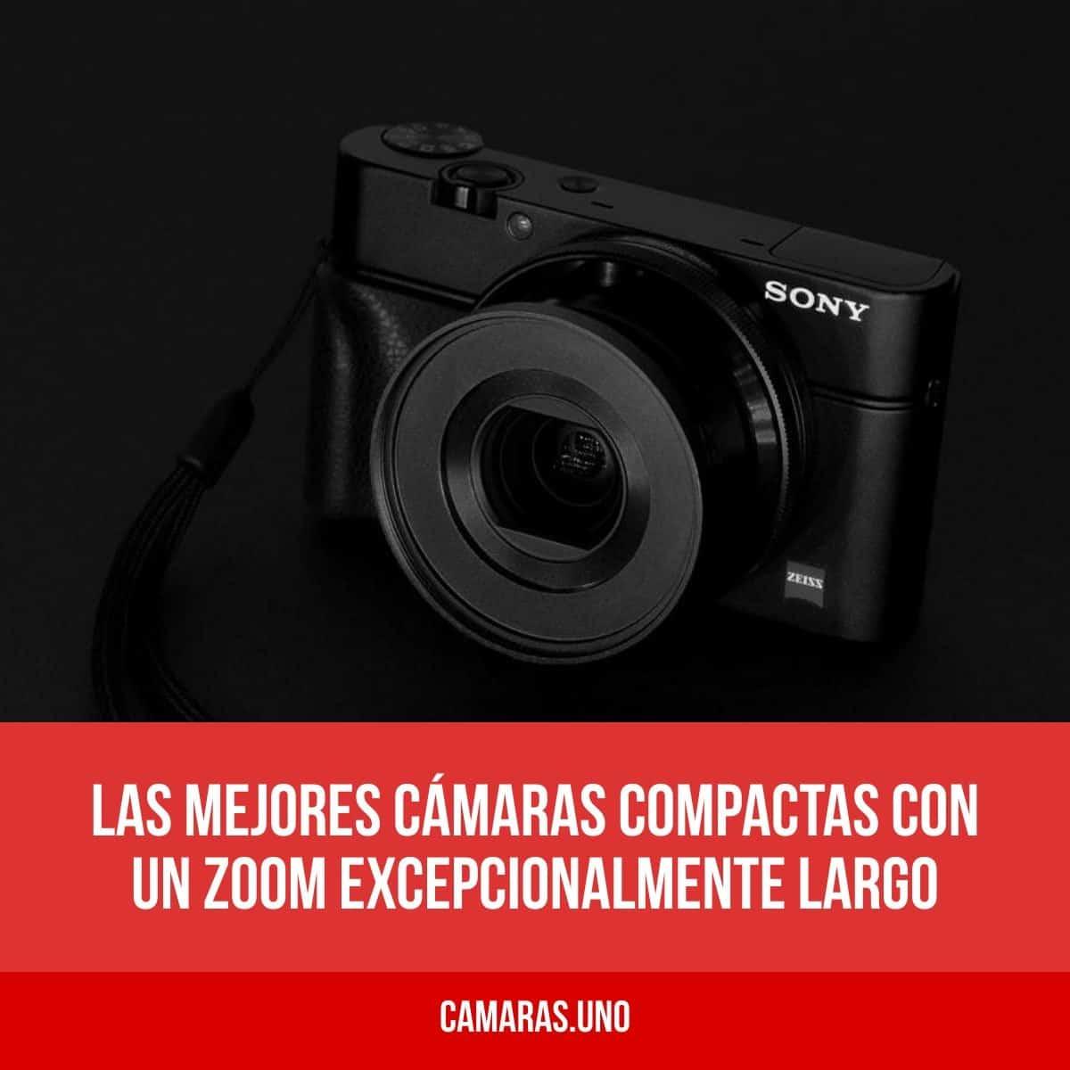 Las mejores cámaras compactas con un zoom excepcionalmente largo