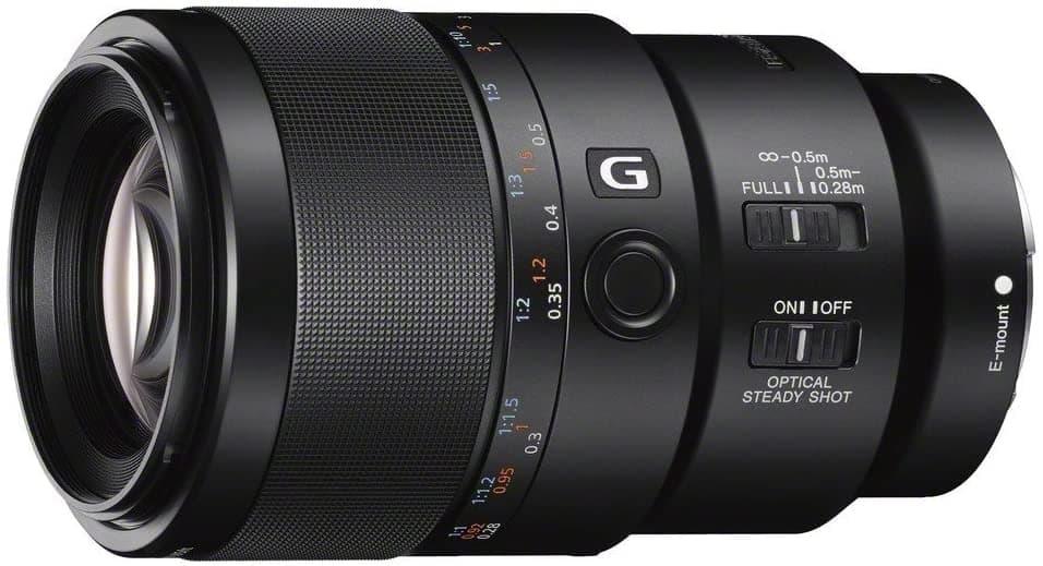 Sony FE 90 mm f/2.8 Macro G OSS - Objetivo Macro para Montura Tipo E