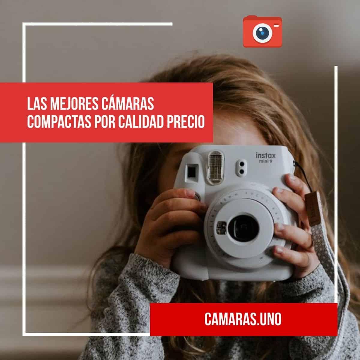 mejores cámaras compactas por calidad precio