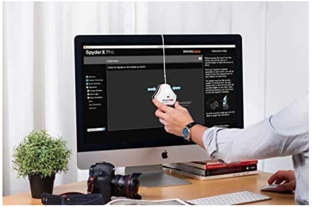 Datacolor SpyderX Pro – Calibrador de monitor