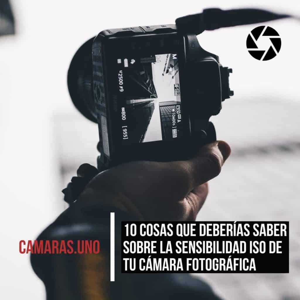 10 cosas que deberías saber sobre la sensibilidad ISO de tu cámara fotográfica