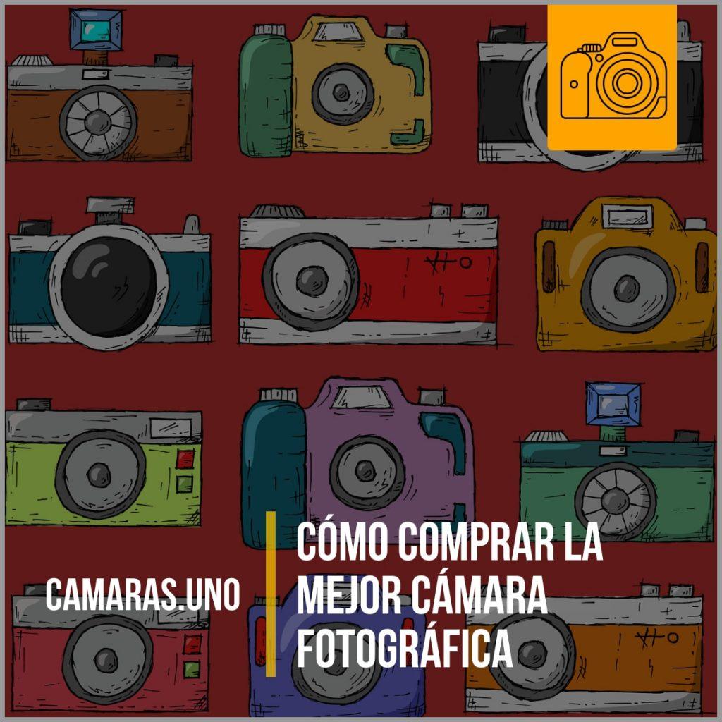 Guías de compra de material fotográfico: como elegir la mejor cámara de fotos en función de tus necesidades