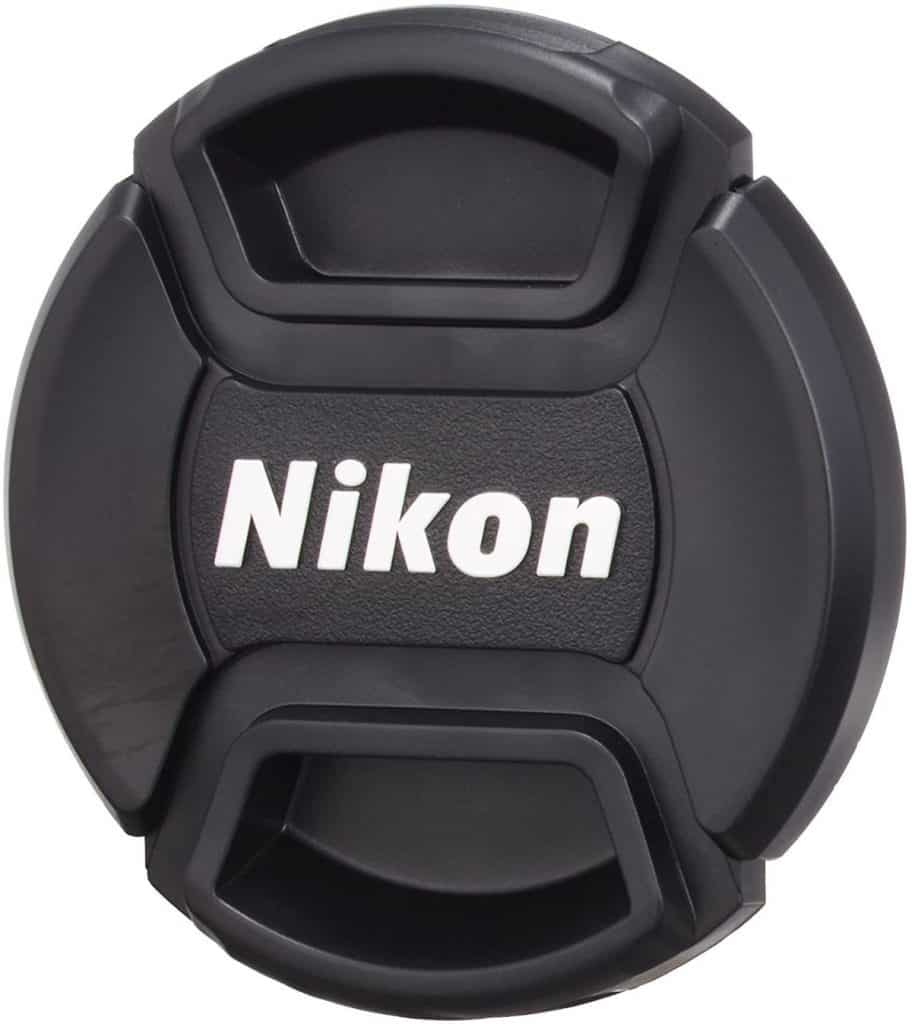 Tapa de Objetivo para Nikon: Nikon NIKE5-334412