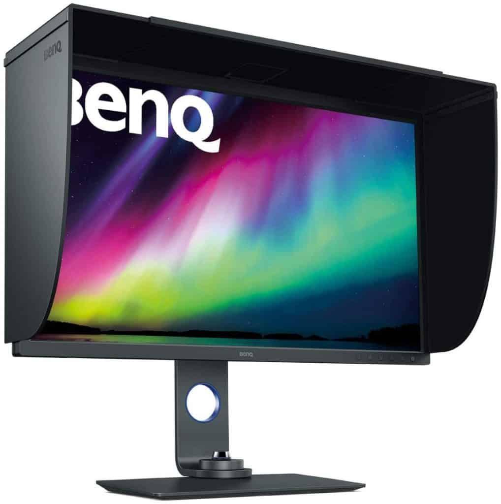 """Benq PhotoVue SW321C - Monitor para Fotógrafos de 32"""""""