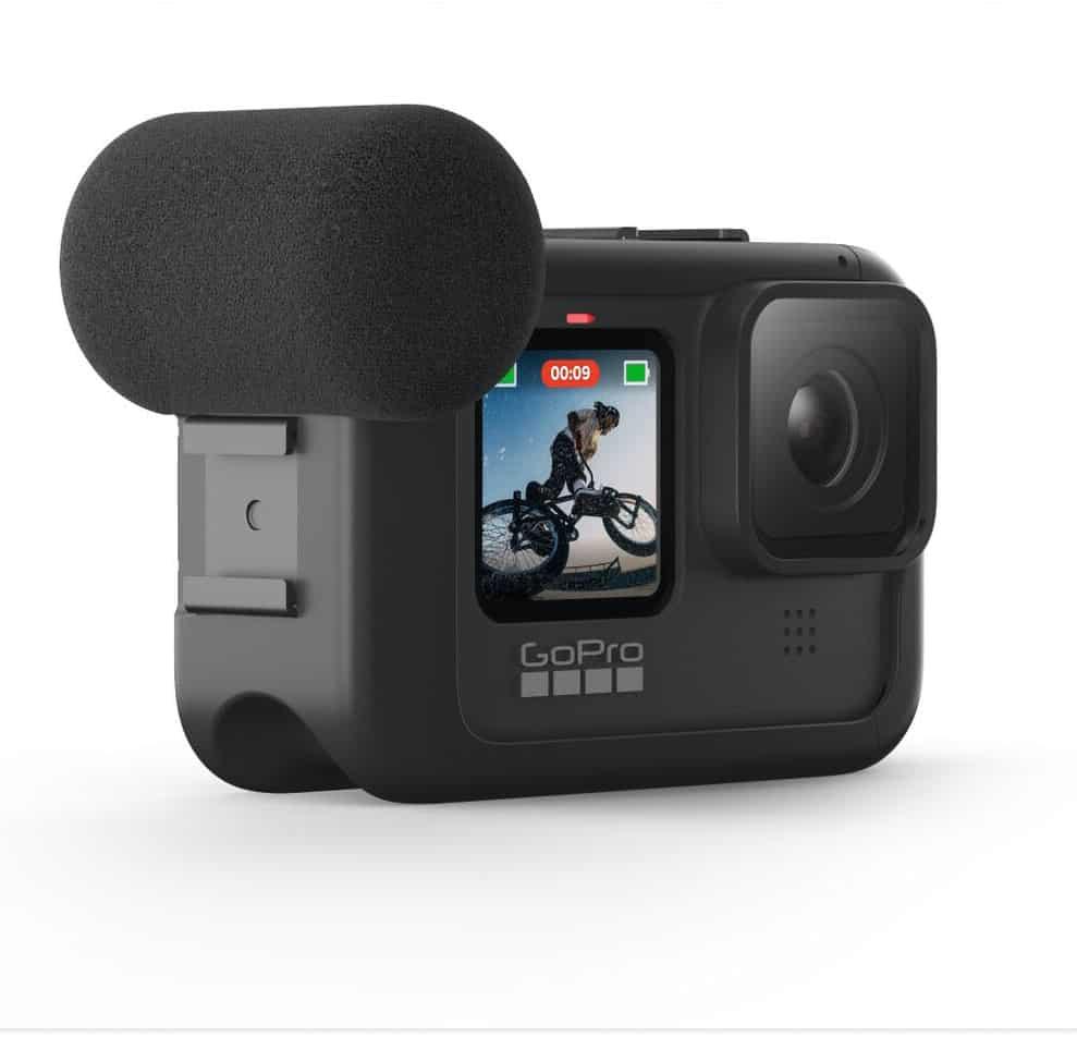 Accesorio multimedia para la HERO9