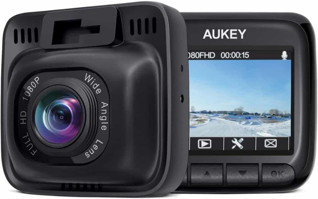 AUKEY DR01 1080p Dash Cam