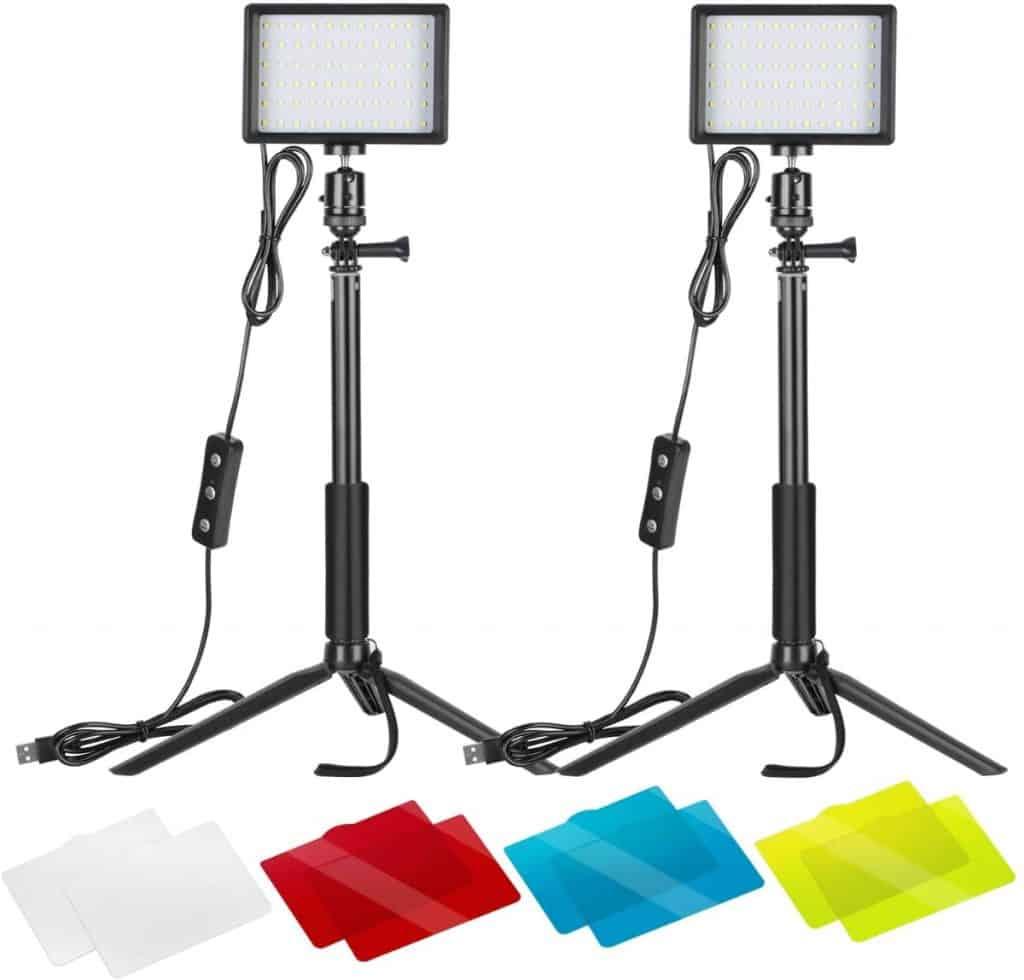 Pack de luces LED de Neewer