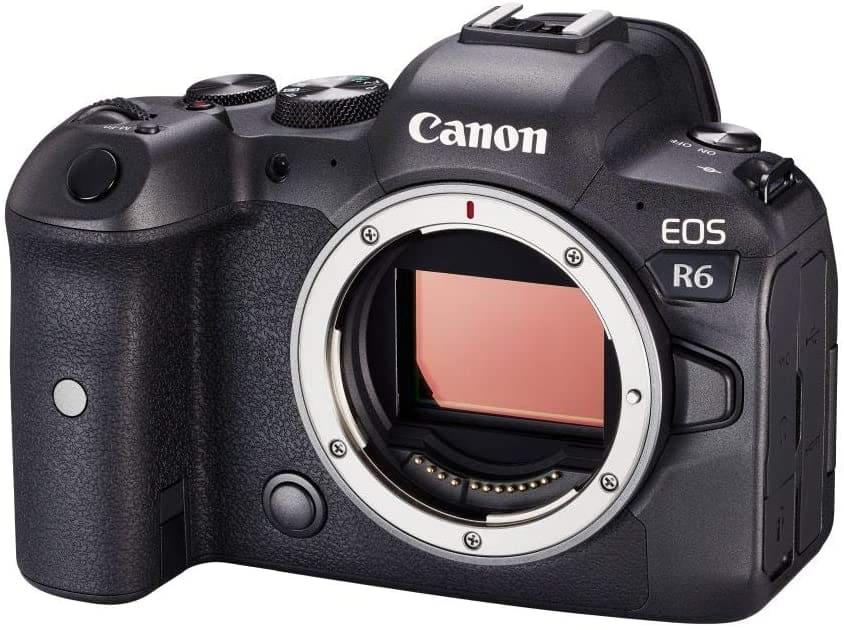 Canon EOS R6 - Cámara EVIL de 20 MP