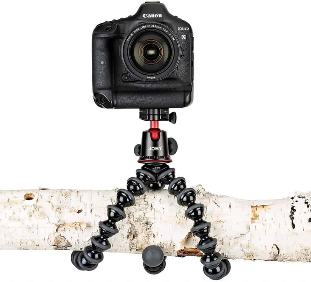 OBY GorillaPod Kit 5K: el mejor trípode pequeño para cámaras réflex y EVIL