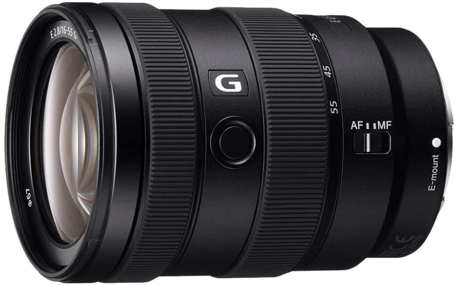Sony E 16-55mm f/2.8 G - Objetivo Zoom, APS-C, Rango Medio