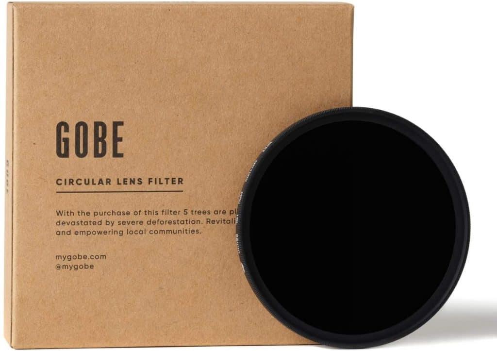 Gobe - Filtro para Objetivo ND ND1000 (10 Pasos) (2 Peak)
