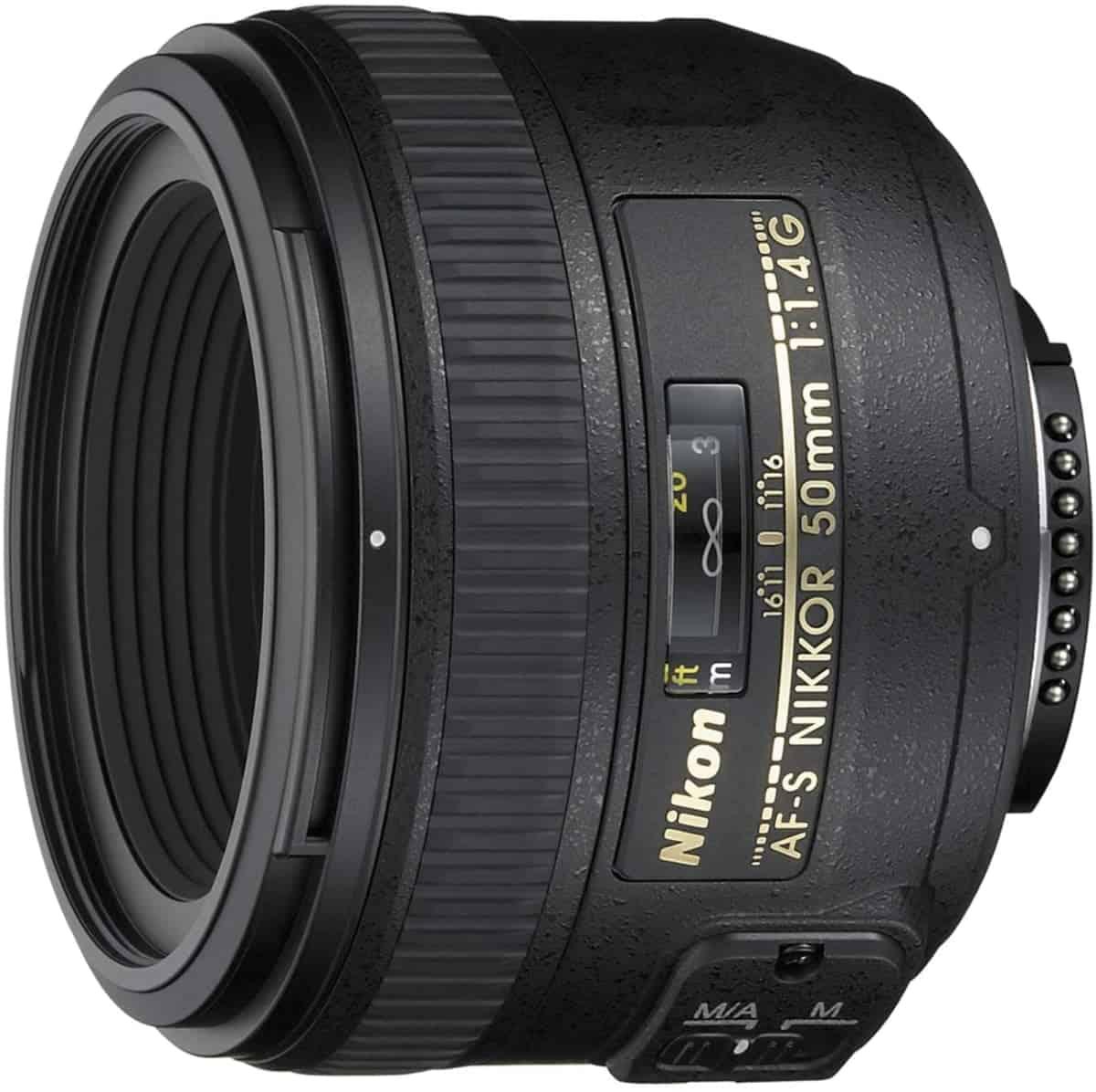 Nikon AF-S 50mm F1.4 G - Objetivo para Nikon